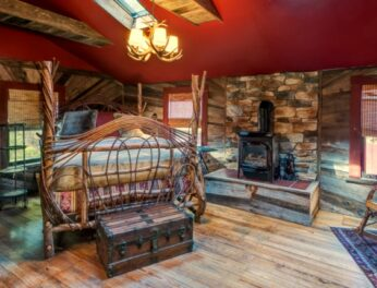 The Artisan Room, Zen Asheville Inn & Spa Retreat