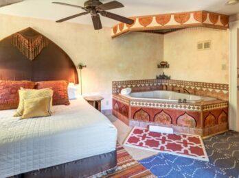 The Bohemian Room, Zen Asheville Inn & Spa Retreat