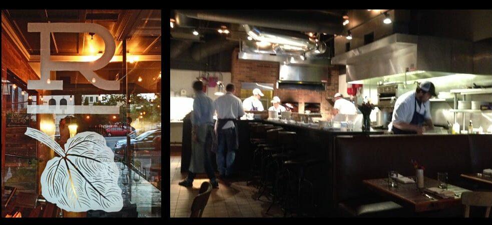 John Fleer's Farm-to-Table Food, Rhubarb Asheville, Zen Asheville Inn & Spa Retreat